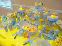 Ducks Baby Shower Party Ideas