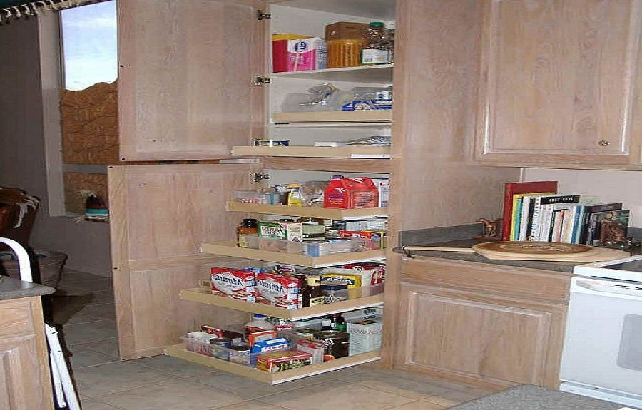 Pantry Cabinet Pull Out Shelves Home Decor
