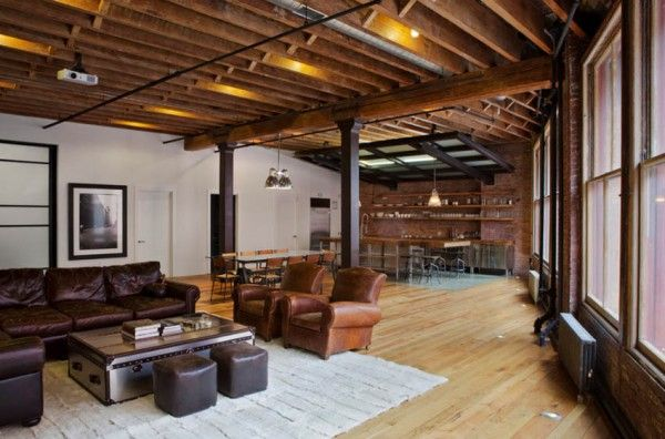 1000+ Images About Industrial Lofts On Pinterest | Industrial