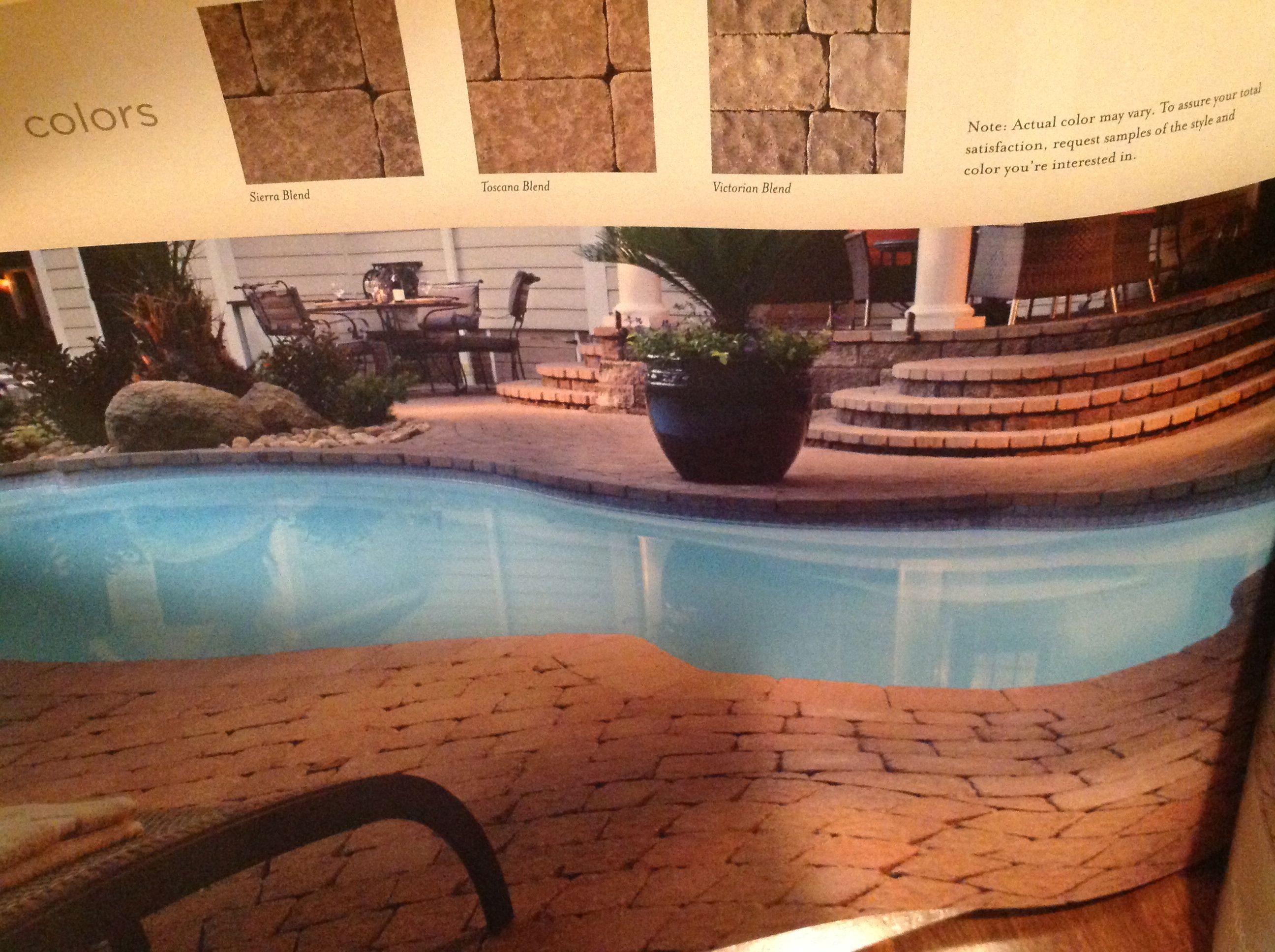 Gfk Pool Sale Heck Out Our Belgard Paver Collection Http Bit Ly 1fqscbb