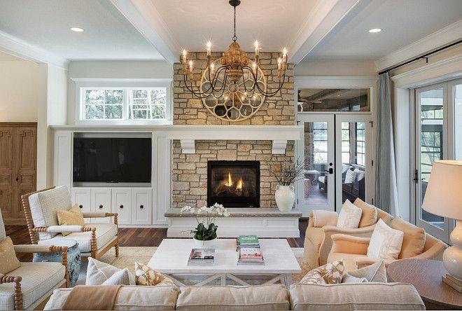 Living Room Fireplace Furniture Layout, Living Room TV