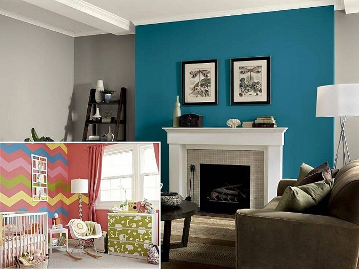 78+ Images About Painting Accent Walls On Pinterest | Nice