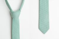 mint green skinny tie ++ aprillookshop | boy-wonder ...