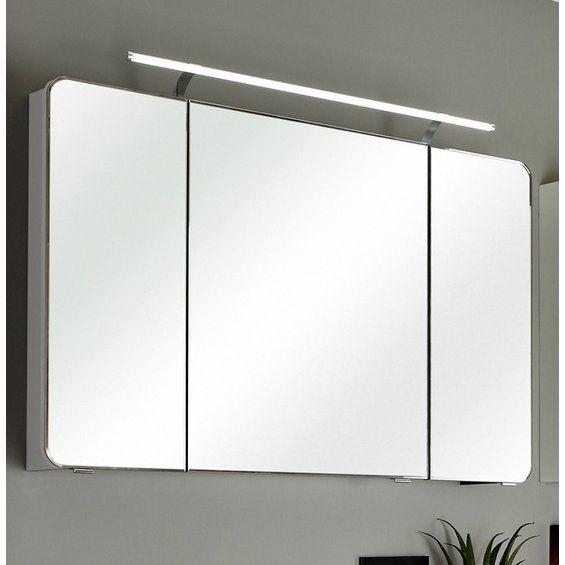 Spiegelschrank EEK A Bis A++ 120 Cm Fokus Weiß   Badezimmerschrank 1 40