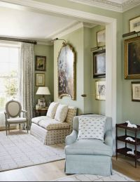 Traditional English Style living room featured in House ...