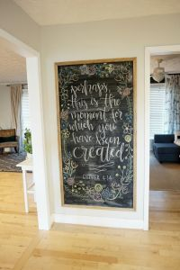 12 Affordable Ideas for Large Wall Decor | Decorate large ...
