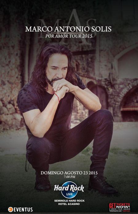 Nuevas Marco Antonio Solis