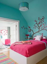 40 amazing bedrooms in turquoise color architecture | Home ...