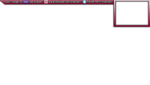 La Chambre Jaune Streaming Twitch Stream Overlay | Honeymarkv | Pinterest