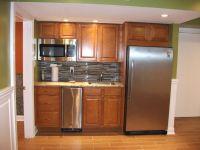 basement kitchenette | Fabulous Family Room and Wet Bar ...