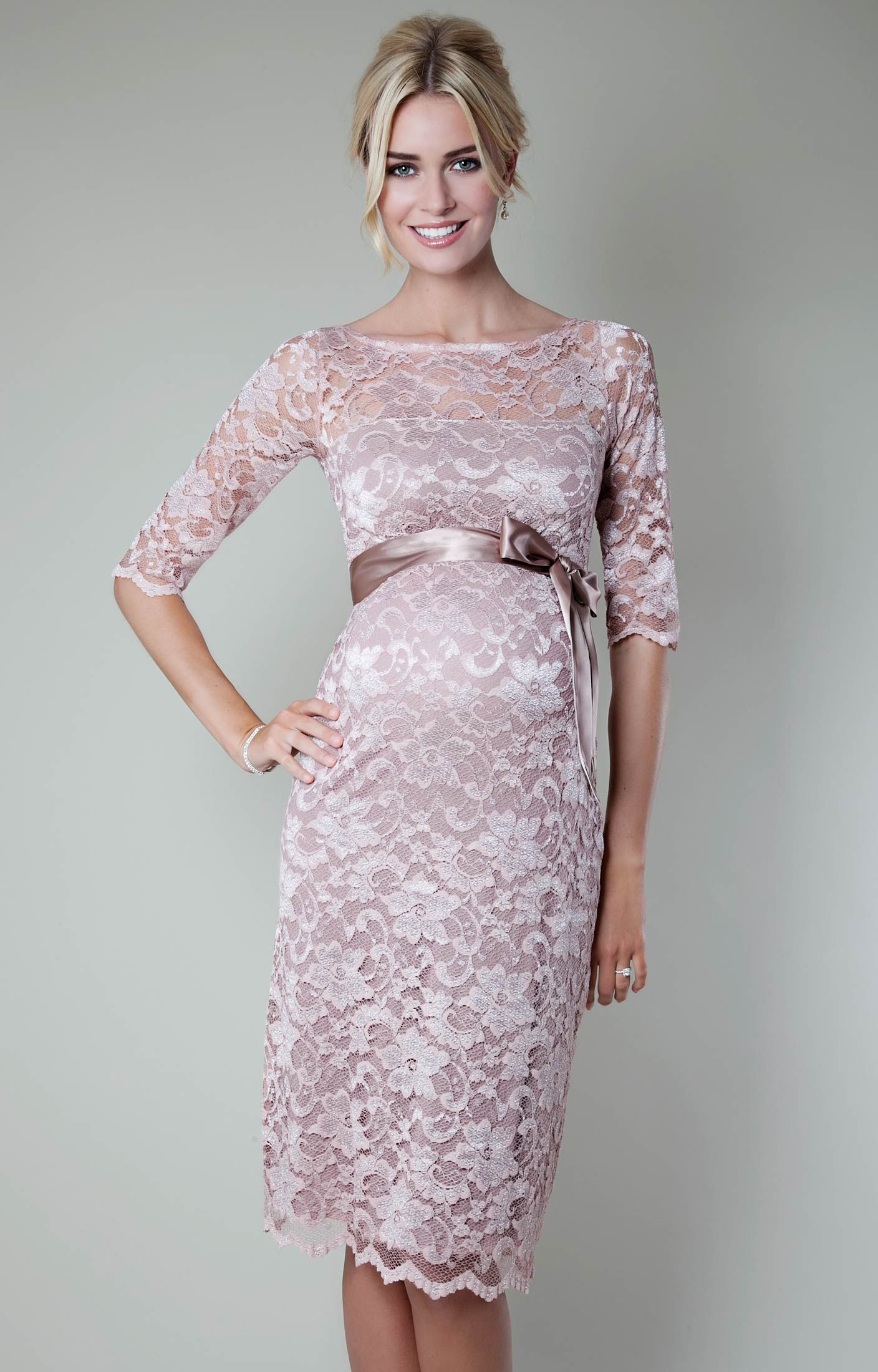 short maternity wedding dresses Amelia Dress Short