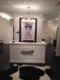 Front desk | Salon ideas | Pinterest | Front desk, Desks ...