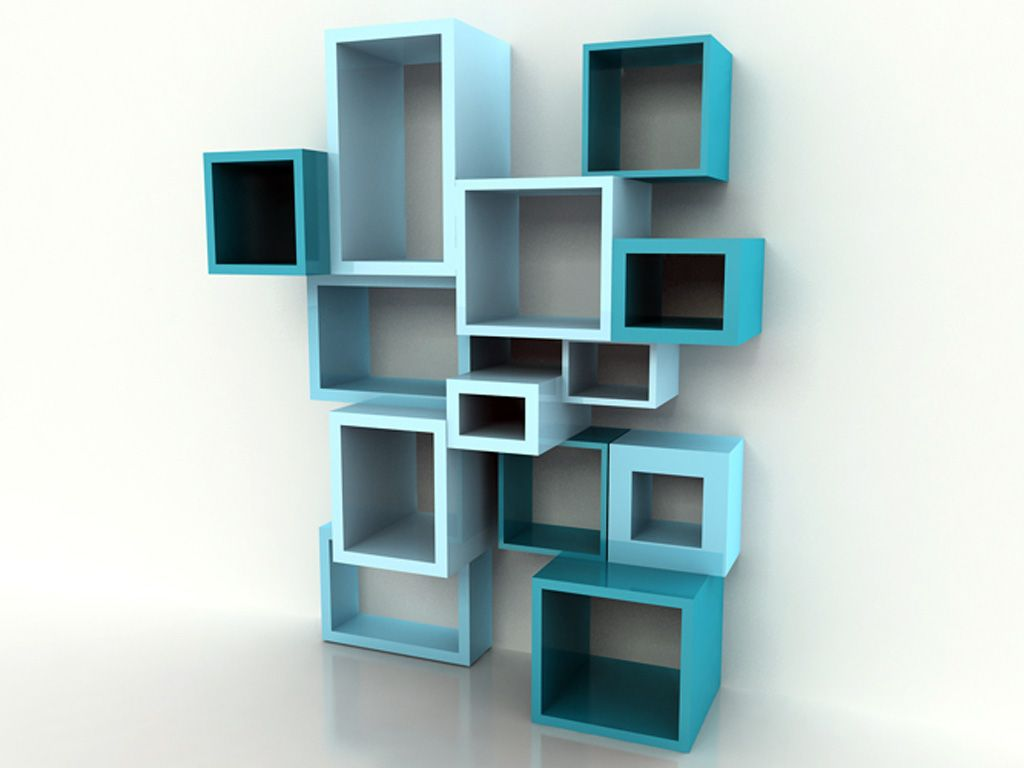 Modern Wall Shelving 10 Unique Bookshelves That Will Blow Your Mind Cube