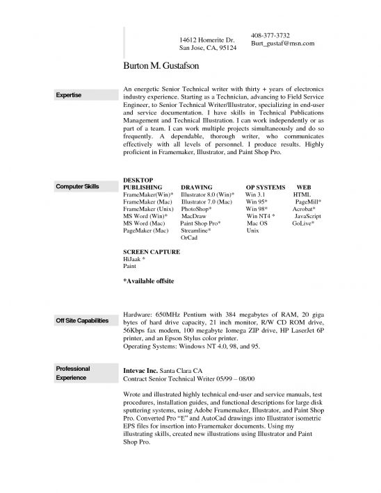 example resume resume templates for pages mac resume templates resume template for mac - Word For Mac Resume Templates