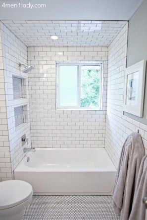 99 Small Bathroom Tub Shower Combo Remodeling Ideas (27) Boyu0027s - remodeling ideas for small bathrooms