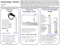 Kates Classroom Cafe: Volume Practice Freebie | Chemistry ...