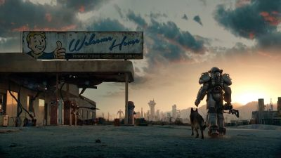 Fallout 4 Live Action Trailer Wallpaper [1920x1080] | Top reddit wallpapers | Pinterest ...