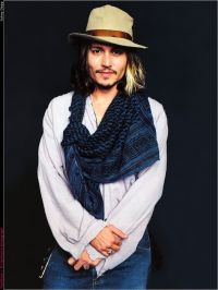 johnny depp's hat | pashCM@078_Johny_Depp_003 - Johnny ...