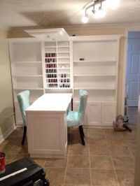 Manicure Table    Home Nail Salon Ideas   Pinterest ...