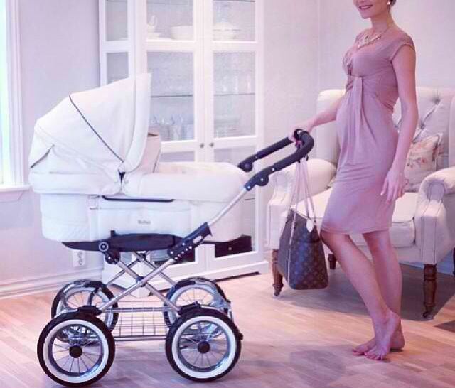 Carriage Type Strollers Cute White Baby Stroller Deff Like This Stroller Also