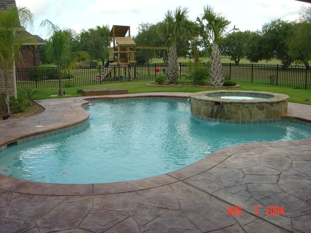 Jacuzzi Pool Hot Tub Swimming Pool Hot Tub Combo Google Search Swimming