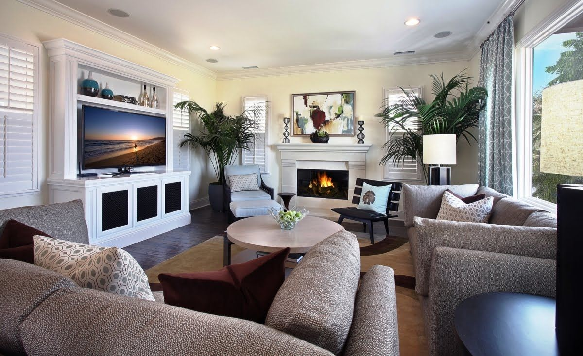 Living Room Layout With Tv Of Awesome Living Room Modern