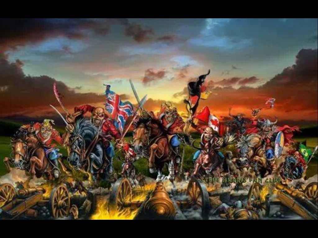 The Cars Band Cover Wallpaper Iron Maiden Collage Iron Maiden Pinterest Iron