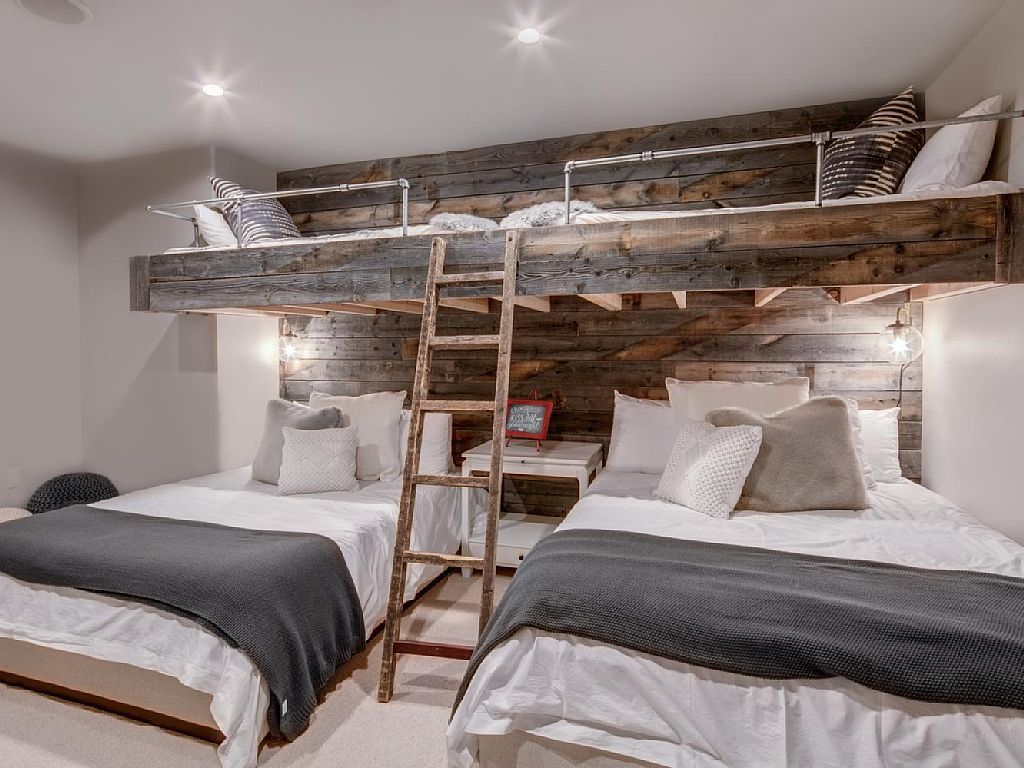 Built In Beds For Adults These Cool Built In Bunk Beds Will Have You Wanting To