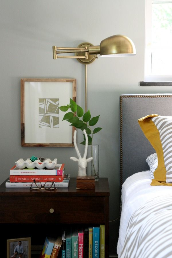 Wall Sconce Lights That Plug In Bedroom Lighting Design: Brass Wall Sconces | Shelves