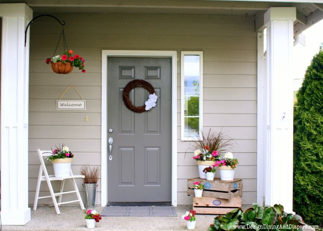 1000+ Images About Porch Decorations On Pinterest | Fall Porches