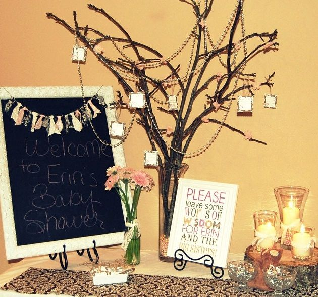 Owl Themed Baby Shower {guest feature