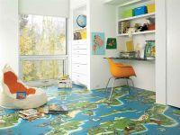 5 fun modern vinyl flooring designs from Tarkett ...