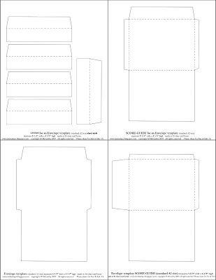 Sample A2 Envelope Template Best 25 C5 Envelope Ideas On - sample 5x7 envelope template