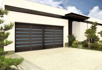 Modern design garage door | Modern - Contemporary ...
