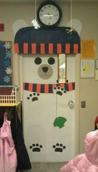 Door decoration | School | Pinterest | Doors, Decoration ...