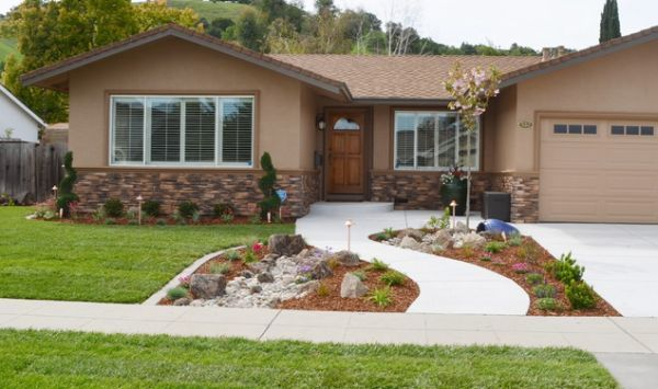 1000+ Images About Front Yard Landscaping Ideas On Pinterest