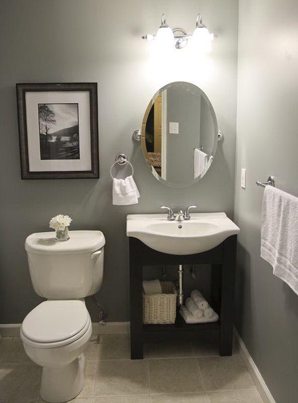 Bathroom Ideas For Small Bathrooms Budget For the Home - bathroom ideas on a budget