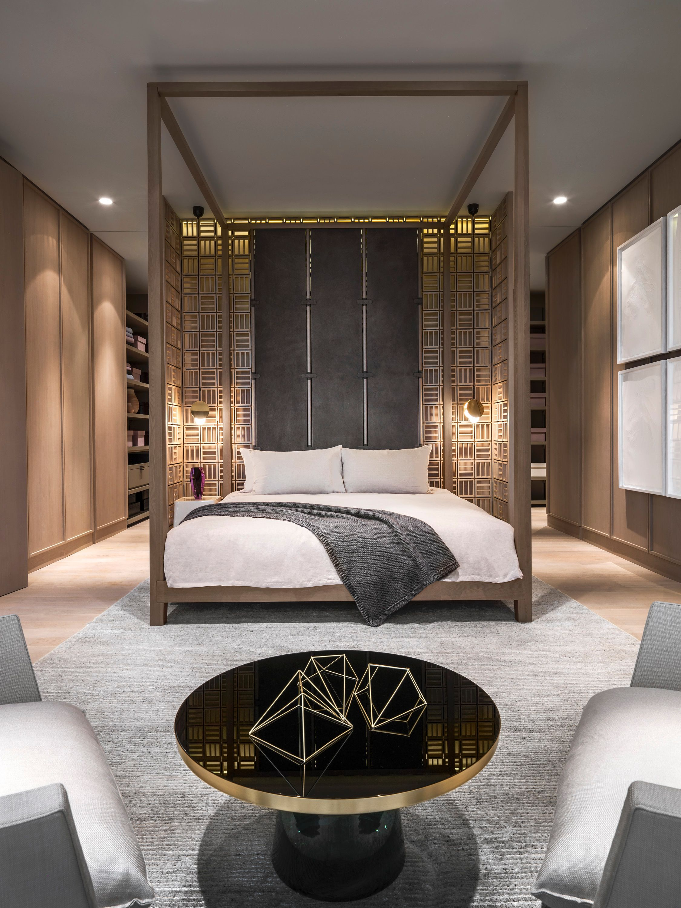 Interior Decorative Items Yabu Pushelberg Amazing Master Bedroom Best Interior