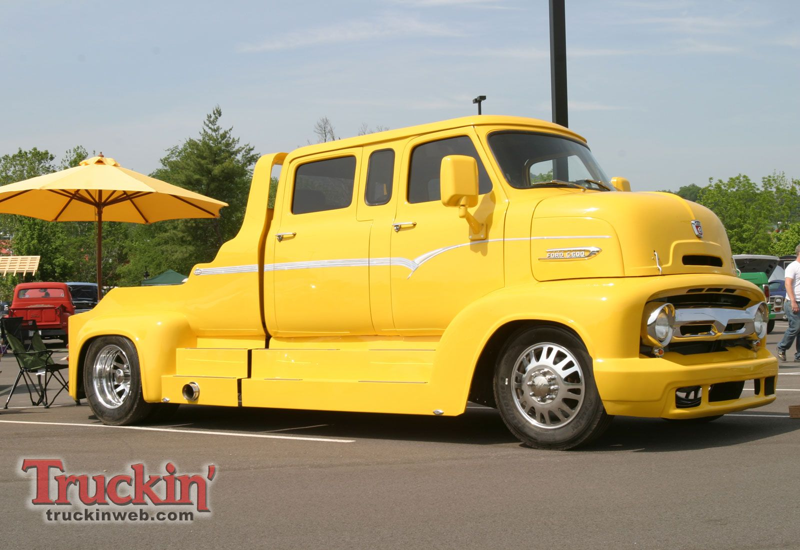 1955 Ford C600 Coe Cabover Truck Chevrolet Chevy Auto Pyle Plcm7200 Schematics Wiring View Cab Over Trucks On Pinterest