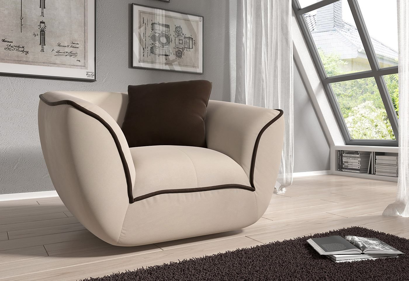 Home Affaire Sessel Milano Home Affaire Sessel Elegant Home Sessel By Sessel Home Affaire G