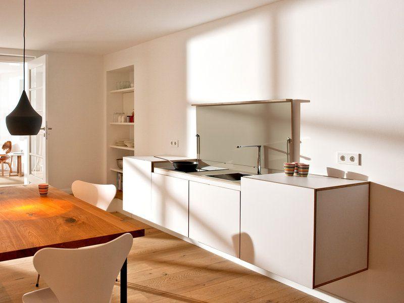miniki, design Küche, Miniküche, Modulküche \/\/ miniki Modulküche - kompaktes minikueche design konzept