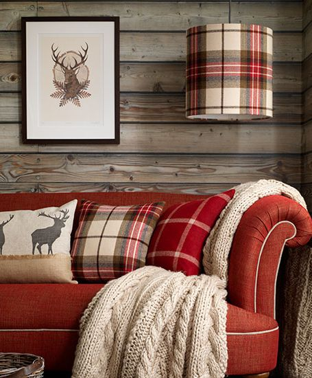 Sofa Fabric Wallpaper Best 25+ Plaid Living Room Ideas On Pinterest | Country