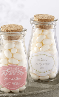Cute baby shower favor