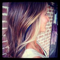 Best 25+ Peekaboo hair colors ideas on Pinterest ...