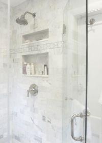 Seventy Five Arlington - bathrooms - white marble subway ...