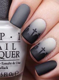 50 Cool Halloween Nail Art Ideas   Halloween nails ...