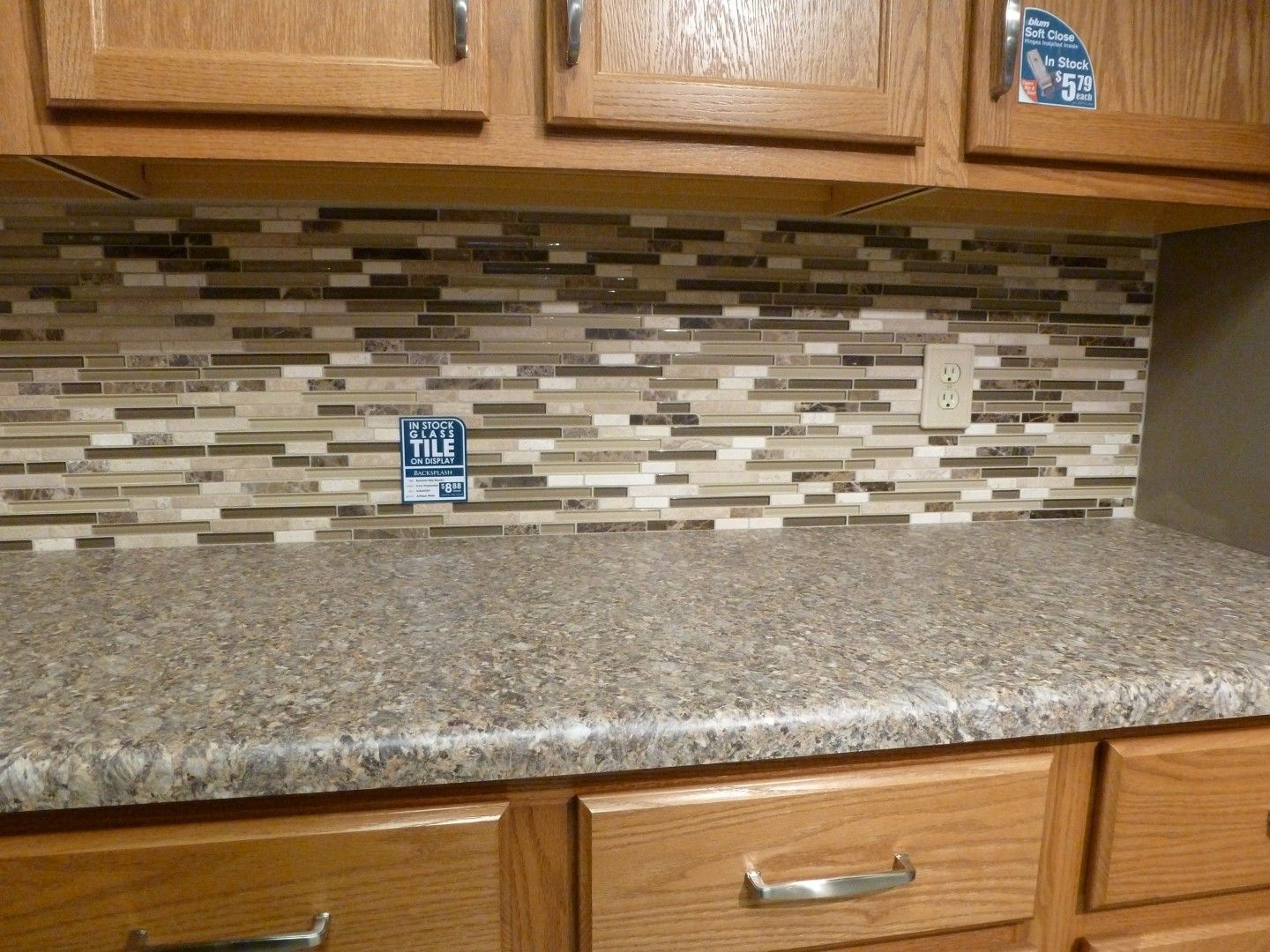 Gray Ceramic Tile Backsplash Mosaic Kitchen Tile Backsplash Ideas 2565