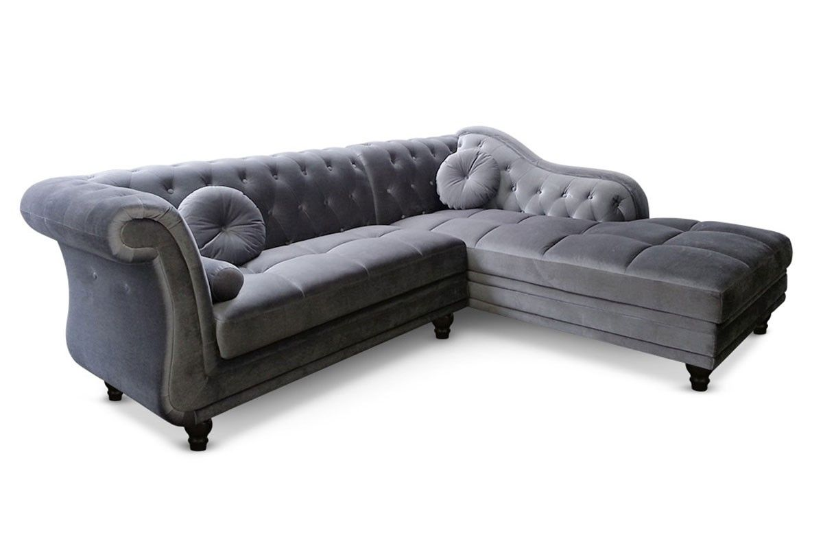 Canapé D Angle Chesterfield Chesterfield D Angle Maison Design Wiblia