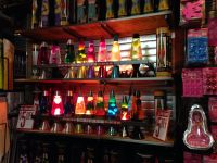 Lava Lamps inside Spencer Gifts. Castleton Square Mall ...