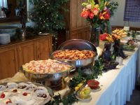 wedding centerpieces for round tables | decorating-buffet ...